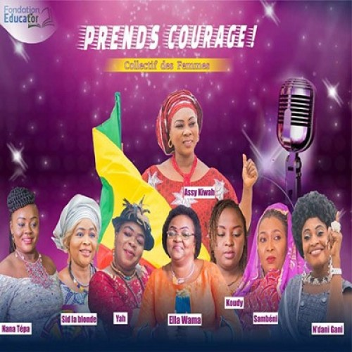 Collectifs des femmes - Prends Courage