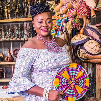 WAMMA AWARDS 2021 : La chanteuse béninoise Nana Tepa nominée cette année au Niger.