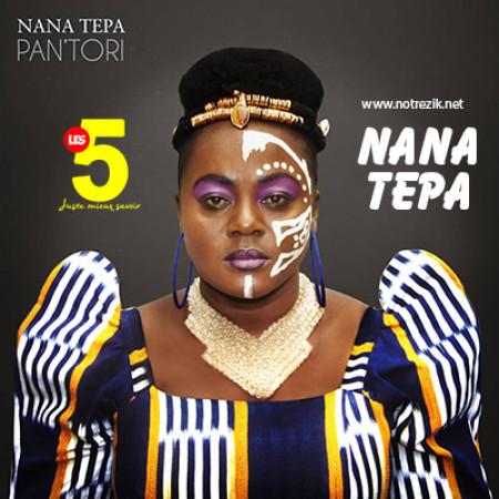 ''….Je suis TEPA Yontoun Irma à l'état civil. Mon nom d'artiste est Nana Tepa. Je suis béninoise et mon genre musical est le tradi-moderne et la World musique..''