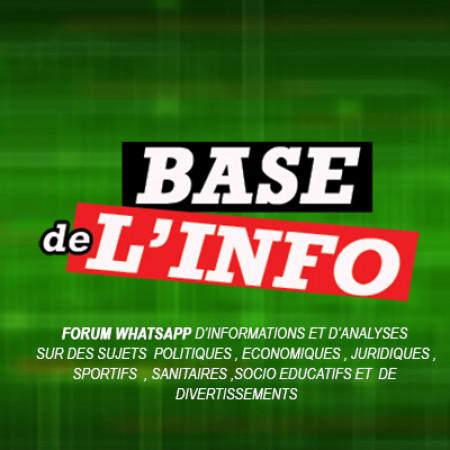 Troisième édition des retrouvailles du forum « la Base de l'Info»: une rencontre pour la redynamisation du forum.