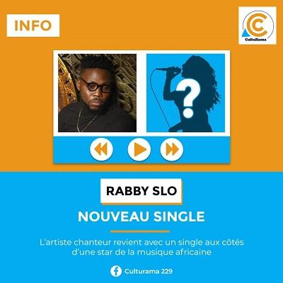 Le Grand Quizz ! Quelle vedette africaine va accompagner Rabby Slo dans son prochain single ?