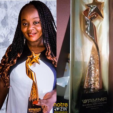 NANA TEPA : Lauréate des WAMMA AWARDS dans la catégorie « Meilleur Clip Vidéo autochtone »