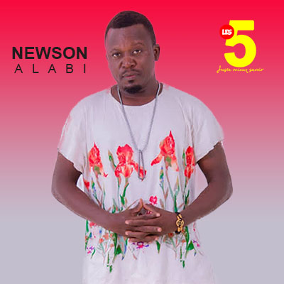 Newson : ''… mon amour pour le R&B et la musique afro-américaine va m'amener à quitter l'E.A.C.E pour l'U.C.A.E avec le groupe Hip-Hop & R&B le M.U.R (Mouvement Universitaire du Rap)…''